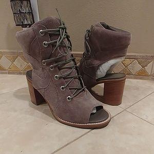 SBICCA Xandra Ankle Sandal Sz 9
